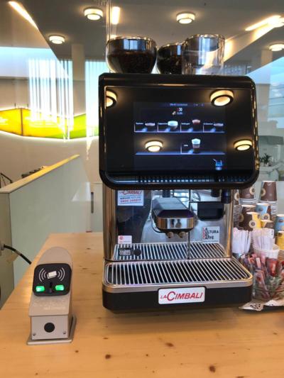SILEXA CoffeeTerminal